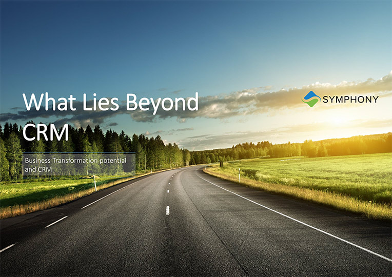 What Lies Beyond Crm