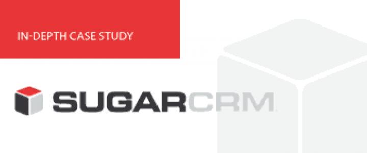Case Study - Sugar CRM