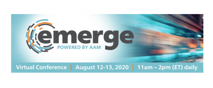Emerge Conference Accounting logo